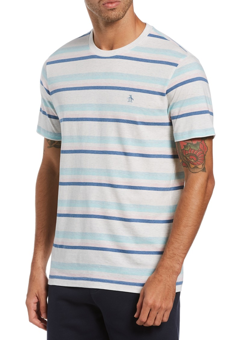 Men's Original Penguine Stripe T-Shirt