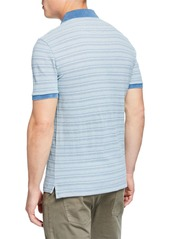 Original Penguin Men's Pique Stripe Polo Shirt