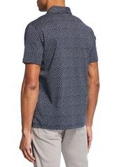 Original Penguin Men's Short-Sleeve Dot-Print T-Shirt