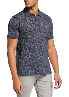 Original Penguin Men's Short-Sleeve Dot-Print T-Shirt