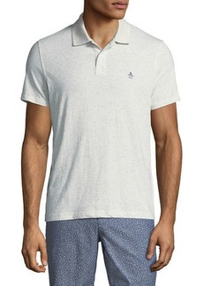 Original Penguin Men's Short-Sleeve Jersey Polo Shirt