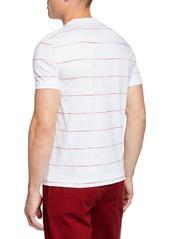 Original Penguin Men's Space-Dye Stripe T-Shirt