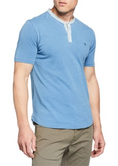 Original Penguin Men's Three-Button Henley T-Shirt