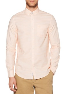 Original Penguin Micro Stripe Slim Fit Shirt