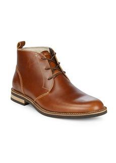 Original Penguin Monty Leather Chukka Boots