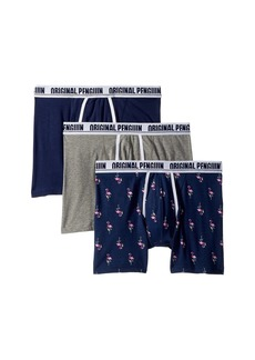 Original Penguin Novelty 3-Pack Boxer Brief - Flamingo