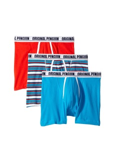 Original Penguin Novelty 3-Pack Boxer Brief - Red Soda Stripe
