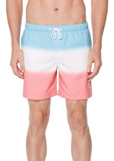 Original Penguin Ombre Volley Swim Trunks