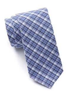 Original Penguin Onella Plaid Tie