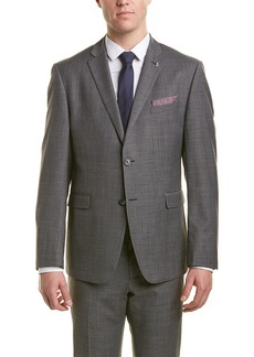 Original Penguin 2 Pc Wool-Blend Suit