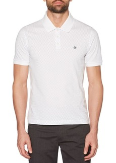 Original Penguin Allover Dobby Polo