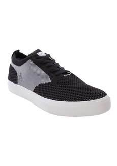 Original Penguin Beckham Leather and Suede Sneakers