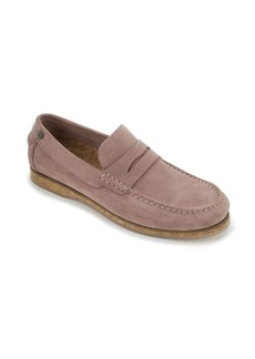 Original Penguin Charles Suede Penny Loafers