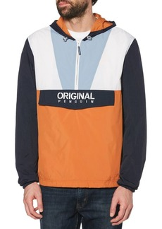 Original Penguin Colorblock Anorak Jacket