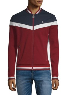 Original Penguin Colorblock Track Jacket