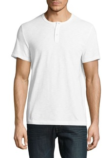 Original Penguin Classic Short Sleeve Henley