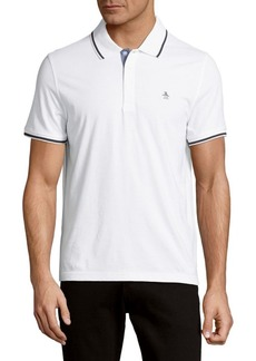 Original Penguin Cotton Short-Sleeve Polo