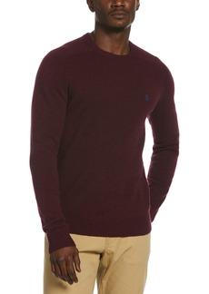 Original Penguin Crewneck Wool Sweater