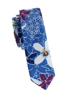 Original Penguin Doyle Slim Floral Tie