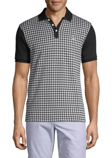 Original Penguin Gingham Polo Shirt