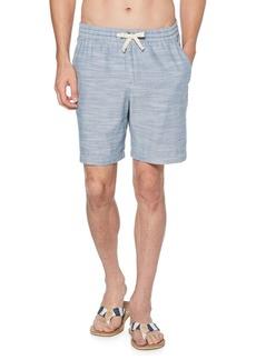 Original Penguin Heathered Cotton Shorts