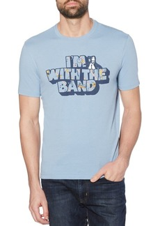 Original Penguin I'm With The Band Graphic Tee