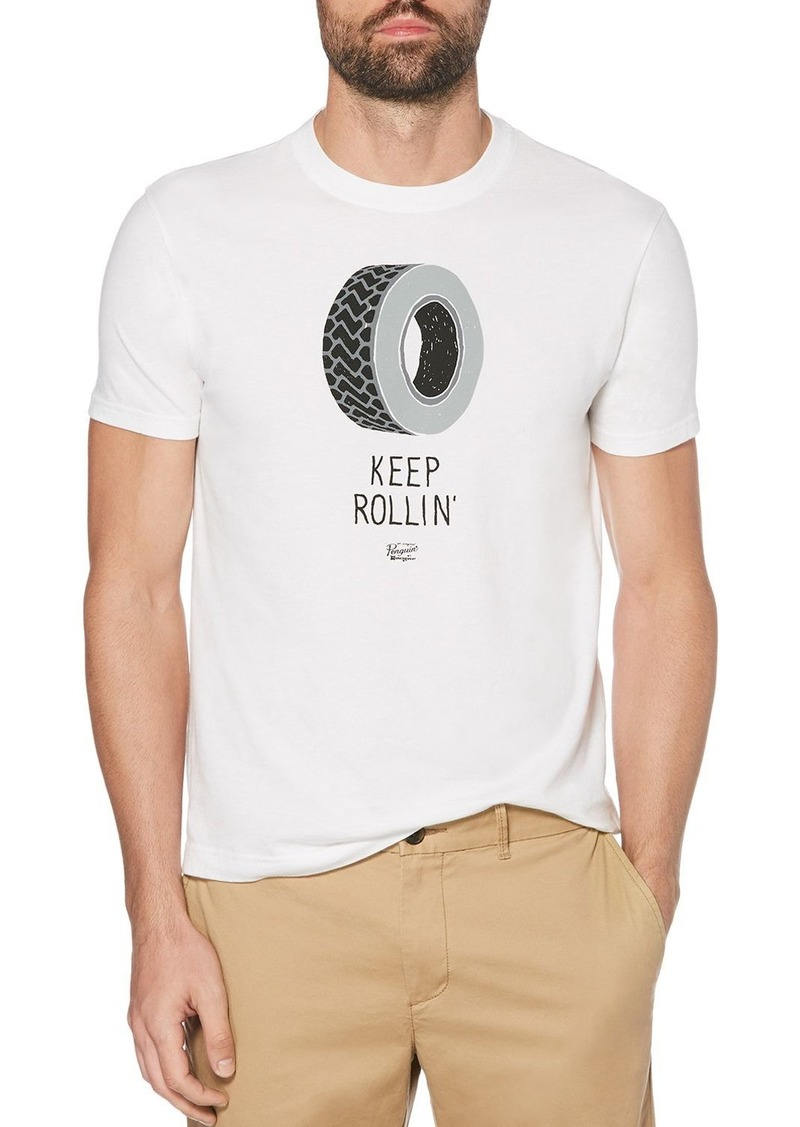 Original Penguin Keep Rollin' Tee