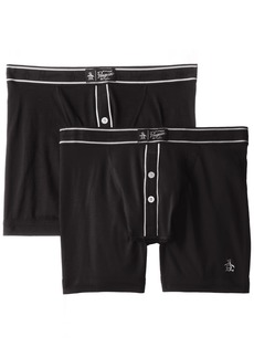 Original Penguin Men's 2-Pack Classic Earl Boxer Brief
