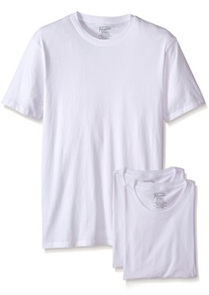 Original Penguin Men's Slim Fit 3 Pack Crew T-Shirt