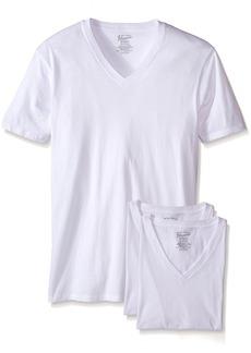 Original Penguin Men's Slim Fit 3 Pack V-Neck T-Shirt