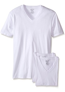 Original Penguin Men's 3-Pack Slim Fit V-Neck T-Shirt