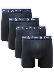 Original Penguin Men's 4-Pk. Classic Boxer Briefs