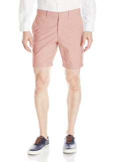 "Original Penguin Men's 8"" Inseam Textured Short"