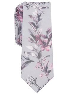Original Penguin Men's Abel Skinny Floral Tie