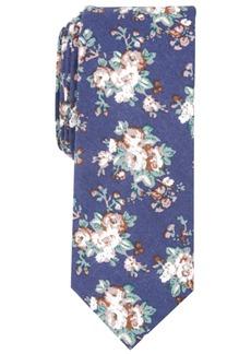 Original Penguin Men's Babcock Floral Skinny Tie