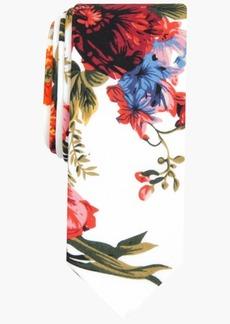 Original Penguin Men's Bellatoni Floral Skinny Tie