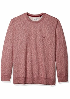 Original Penguin Men's Big and Tall Long Sleeve Sweatshirt  3XLT
