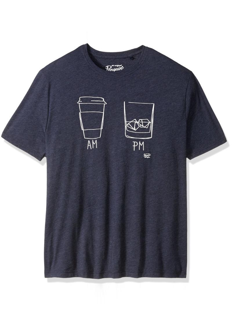 Original Penguin Men's Big Short Sleeve Happy Hour Tee