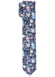 Original Penguin Men's Bimini Floral Tie navy