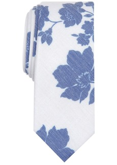 Original Penguin Men's Bivona Floral Skinny Tie