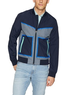Original Penguin Men's Bomber Jacket