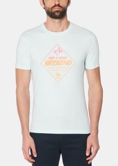 Original Penguin Men's Bottoms Up Graphic T-Shirt