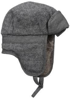 Original Penguin Men's Boucle Trapper Hat  S-M
