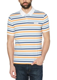 Original Penguin Men's Breton Stripe Polo Shirt
