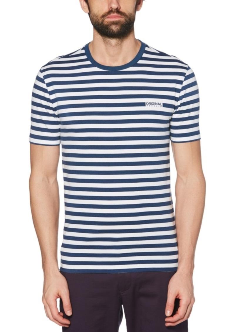 Original Penguin Men's Breton Stripe T-Shirt