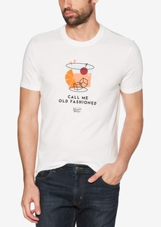 Original Penguin Men's Call Me Old Fashioned Graphic T-Shirt