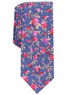 Original Penguin Men's Celine Floral Skinny Tie