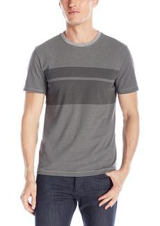 Original Penguin Men's Chest Stripe Short Sleeve T-Shirt
