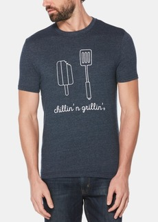 Original Penguin Men's Chillin' n Grillin' Graphic T-Shirt