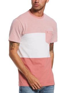 Original Penguin Men's Colorblocked Pocket T-Shirt